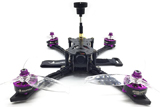 HGLRC Batman220 220mm Purple FPV Racing Drone PNP (NO RX)