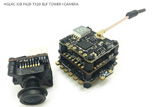 HGLRC XJB F428 TX20-V2 ELF All-in-One TOWER 20x20mm FC, ESC, VTX, CAMERA