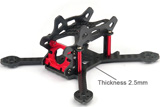 Eachine Firer 110 Micro Brushless FPV Multirotor Racing Frame 3K Carbon Fiber