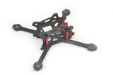 Eachine Firer 130 Micro Brushless FPV Multirotor Racing Frame 3K Carbon Fiber
