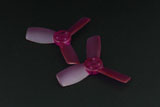 Emax Babyhawk 87mm replacement T2345 Propeller 10x CW and 10x CCW - PURPLE