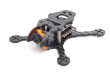 GEPRC GEP-HX2 110mm Hummingbird True X Carbon Fiber FPV Racing Frame with PDB Board