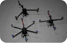 NanoKopter Frame Kits